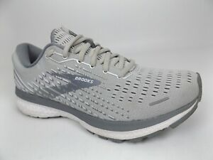 Brooks Ghost 13 Gray Running Athletic Shoes Women's  Size 9.0 BM,     20861