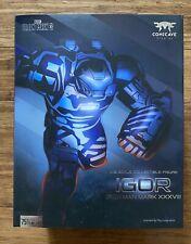 Comicave Studios Iron Man 3 1/12 Scale Die-Cast Mark XXXVIII Igor - US Seller!
