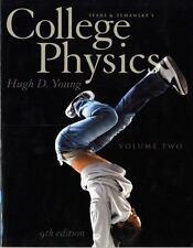 College Physics Volume 2 (Chs. 17-30) (9th Edition)