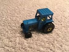 Matchbox Superfast No.46 Ford Tractor - Blue