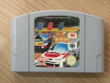 Nintendo 64 Game * MRC MULTI CHAMPIONSHIP RACING * Retro Rare N64 Game