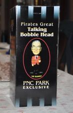 2003 Bob Prince of Pittsburgh Pirates Bobble Head and game ticket