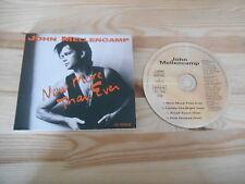CD Rock John Cougar Mellencamp - Now More Than Ever (4 Song) MERCURY