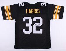 26e278d36 Franco Harris Signed Steelers Jersey (JSA COA) 4X Super Bowl Champion 1972  R.O.Y