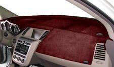 Volkswagen Jetta Sedan 2011-2018 Velour Dash Cover Mat Red