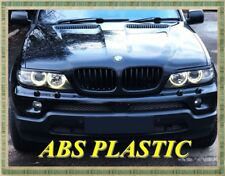 BMW X5 E53(2003-2006) EYEBROWS HEADLIGHT BROWS ABS PLASTIC  NEW TUNING TRIMS HIT