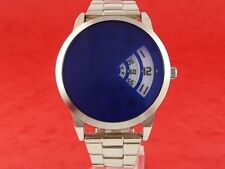LARGE CHUNKY 70s Jump Hour Vintage Retro Style Led Lcd era Watch Thunda Storm S