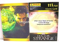 Doctor Strange Movie Trading Card - 1x #113 Movie Card-TCG