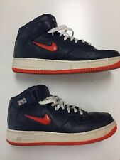 promo code 70e24 b7eb6 Nike Air Force 1 Mid NYC Jewel Size 11.5 Knicks