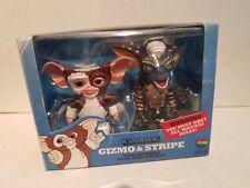 Gizmo & Stripe Kubrick Gremlins Figures Rare Medicom Nib!