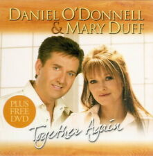 DANIEL O'DONNELL MARY DUFF - TOGETHER AGAIN - cd and dvd set
