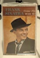Frank Sinatra - Come Fly With Me Cassette Tape
