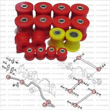 Opel / Vauxhall Frontera rear suspension polyurethane bush kit