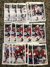 1991-92 Upper Deck Hockey Canada Cup Lot (75) Usa Canada Sweeden