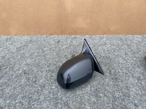 INFINITI M35H M37 M56 Q70 2011-2014 OEM LEFT DRIVER DOOR MIRROR (GRAY)