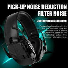 Foldable Bluethooth EarMuffs Electronic Noise Reduce Protection Gun Shooting