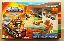 Pack démarrage Skylanders Superchargers Nintendo WiiU amiibo Donkey Kong - Wii U