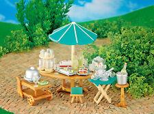 Sylvanian Families Calico Critters Garden Party Set