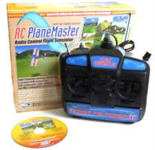 RC Plane Master Radio Controlled Flight Simulator with Mode 2 TX Planemaster SIM