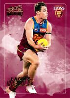 ✺New✺ 2020 BRISBANE LIONS AFL Card LACHIE NEALE Dominance