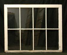 "50 availble 45""x36"" Antique Vintage Wooden French Sash Windows 8 Glass Lite Pane"