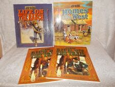 Life in the Old West Homes of the West Life on the Trail Life RanchSALE!!!!!!