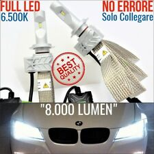 Kit LED H7 Anabbaglianti BMW SERIE 3 e90 e91 e93 CANBUS 6500K msport tuning fari