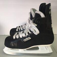 Youth Size 6 D Boys Bauer Junior Supreme 90 Hockey Ice Skates Black