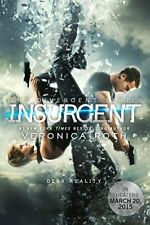 Insurgent Movie Tie-In Edition: 2/3 (Divergent Trilogy) By Veronica Roth