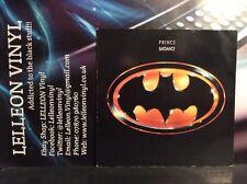 "Prince Batdance 12"" Single W2924T 921272 Film Movie Pop 80's (Batman)"