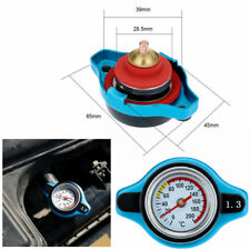 Small Head Car Thermost Radiator Cap Cover& Water Temp Gauge Meter