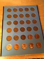"Set  ""S""  Mint Lincoln Wheatback/Mem. Cents(Pennies) 1929 - 1955; 1968 - 1974"