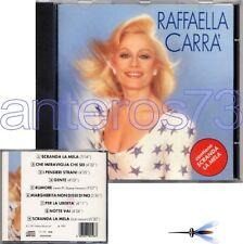 "RAFFAELLA CARRA' ""SCRANDA LA MELA"" RARO CD 1991 + REMIX - SIGILLATO"