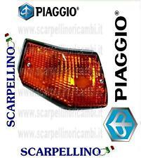 FRECCIA POST. SX ARANCIONE VESPA PX LML -DIRECTIONAL INDICATOR - PIAGGIO 230338