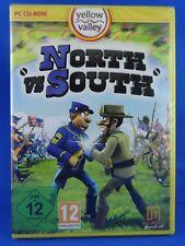 NORTH VS SOUTH PC / Amerika Südstaatler Sezessionskrieg Territorium Strategie