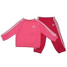 adidas Girls` Outfits and Sets 0-24 Months