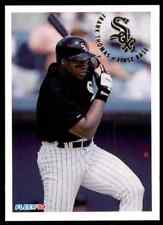 1994 Fleer #96 Frank Thomas Chicago White Sox Baseball Card