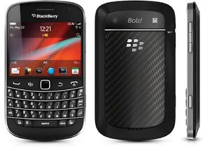 UNLOCKED 2G 3G  BlackBerry Bold 9900 8GB Black Smartphone Mobile phone
