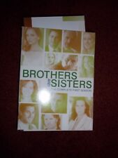 Brothers and Sisters Complete 1st Season DVD Set