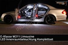 LED Innenraumbeleuchtung SET für Mercedes - Benz E-Klasse Limousine W211 -  ...