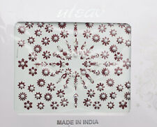 Bindi multicolore bijoux de peau strass autocollant front pack INH 2364