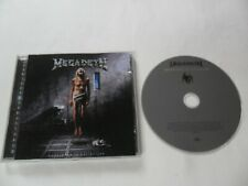Megadeth - Countdown To Extinction (CD 2004) Heavy Metal