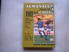 ALMANACCO ILLUSTRATO DEL CALCIO 1982=LA STAGIONE 80/81 AI RAGGI X=PRES.81/82