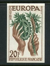 STAMP / TIMBRE FRANCE NEUF N° 1122 ** NON DENTELE EUROPA