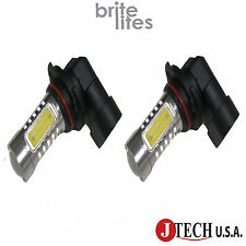 Jtech 2x H10 Type 34W High Power SMD LED Fog/DRL Bulb Xenon White
