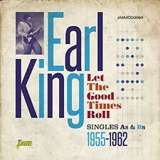 Earl King - Let the Good Times Roll:Singles As & BS 1955-1962 [New CD] UK - Impo
