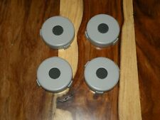 NINTENDO Wii BALANCE BOARD FEET x4 SET RVL-045 ~ OEM PARTS ~ EXCELLENT CONDITION