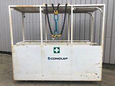 2018 CONQUIP CA121AC Evacuation Cage crane safety emergency man stretcher lift