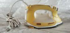 Oliso Pro TG1600 Smart Iron w/ iTouch Technology, 1800 Watts (Butterscotch) EUC