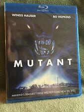 Free*Postage New Mutant Blu Ray Code Red Wings Hauser Bo Hopkins John Cardos oop